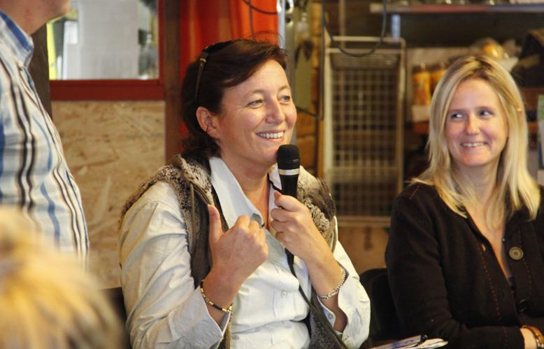 Laura Iker, Bourgmestre d'Esneux