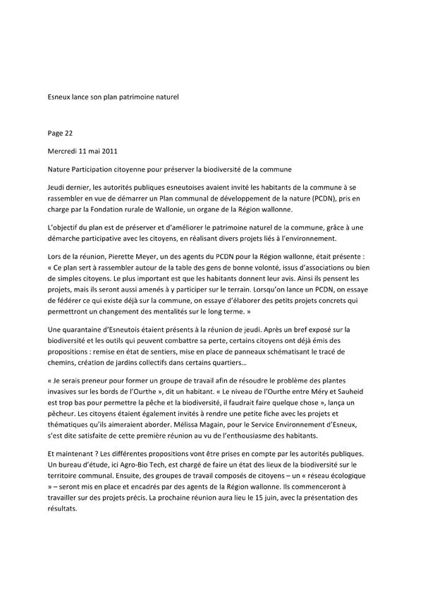 Esneux-lance-son-plan-patrimoine-naturel-_-Le-Soir-11-mai-2011